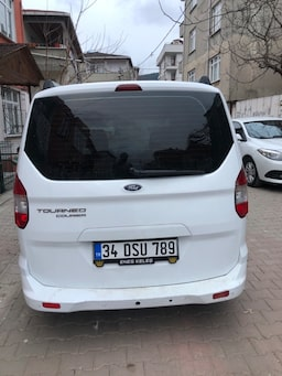 2015 Ford Tourneo Courier Journey 1.6 L TDCI 95PS TREND 1467ef29-1aa8-46cb-b6d1-2a4848ee30da