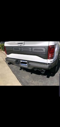 2018 Ford F-150 Rear Bumper Bellflower