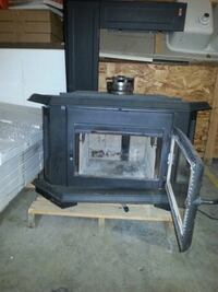 Wood stove with two electric blowers Kingsport, 37663