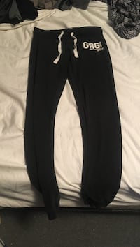 black GRG sweatpants Halifax, B3J