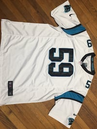 Kuechly NFL Authentic Stitched On Field Jersey Mooresville, 28115