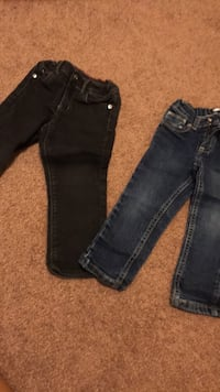 Jeans size 2T Sterling, 20166