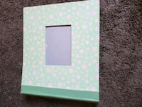 baby girl toddler scrap book brand new Victorville, 92395
