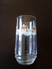 Esso Tiger Glass