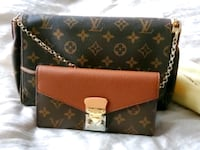 Lv favorite and wallet  Toronto, M9R 0A3