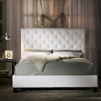 white headboard and frame Silver Spring, 20904