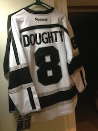 Autographed Drew Doughty Jersey Toronto, M6G