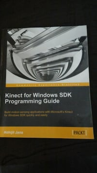 Libro Kinect for Windows SDK Programming Guide Almería, 04004