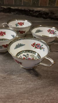 Set of 4 tea cups London, N6K 2G7
