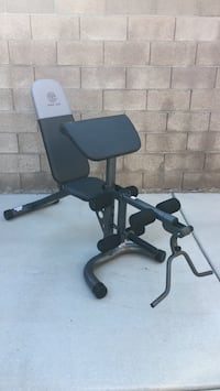 Multi Position Utility Dumbbell  Weight Bench with Curl Yoke Las Vegas, 89145