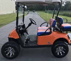 New Battery. 48 volt 4 passenger e#z#go Electric Golf cart