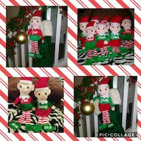 Christmas custom elves  York