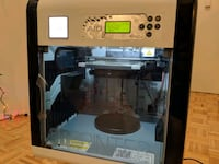 Da Vinci 1.0 AiO 3D Printer & 3D Scanner   Brooklyn, 11222
