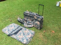 floral fabric luggage Summerville, 29485