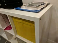 white and brown wooden cabinet 47 km