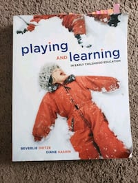 Playing and learning textbook  Calgary, T2Z