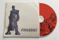 Freeek! CD single George Mickeal