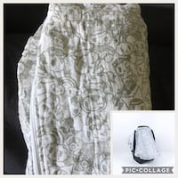 Unicorn Muslin car seat cover  Langley, V1M 1G2
