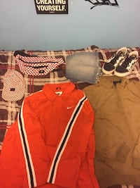 Men's vintage & new clothing and accessories Guelph, N1H 3L9