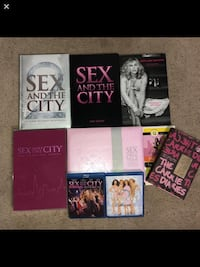 Sex and the City Set Franklin, 53132