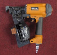 Ridgid Roofing Coil Nailer