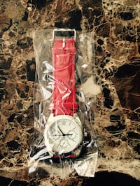 Brand New Red Bracelet Watch Pickering, L1V