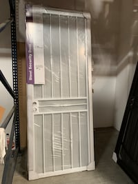 36x96 steel security door  Riverside, 92501