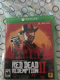 RED DEAD REDEMPTION II FOR X BOX CONSOLE Bridgeview, 60455
