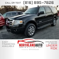 2008 Ford Expedition XLT Kansas City, 64118