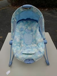 Soothing massage baby bouncer Westminster, 21157