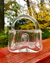 BRAND NEW Genuine Handcrafted Crystal Basket from Turkey Falls Church, 22046