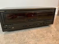 Technics 100 Disc Changer Bradford West Gwillimbury
