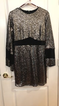 New Years glam dress Leesburg, 20176