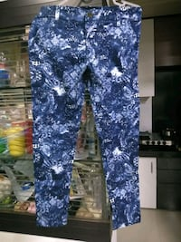 blue and white floral pants Mumbai, 400037