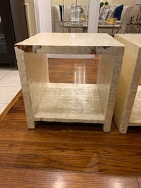 End tables Mississauga, L5N 5W3