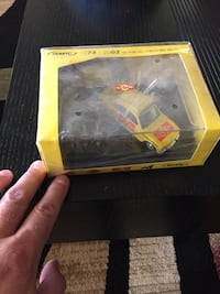 Mavic diecast model in window box package 2181 mi