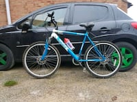 Bicycle Mint Condition. Dual Disc Brakes. Northamptonshire, NN4