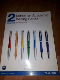 longman academic writing series 2 Kemalpaşa, 06780