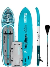 Bote Rackham Bugslinger SUP inflatable paddle board Wilmington, 28411