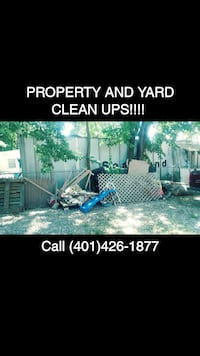 Property and yard Providence, 02908