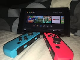 Nintendo switch in perfect condition