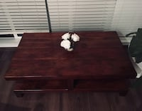 Urban Barn Coffee Table - Mandalay Vancouver, V6K 2H1