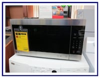 Reconditioned LG 2.0 Cu Ft Neochef Counter Top Microwave LMC2075ST/00 Minneapolis