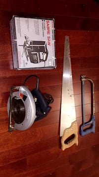 4 Different Saws