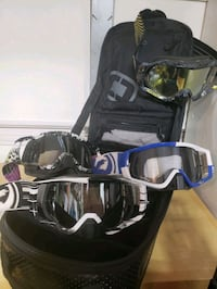 Dragon MX goggles and OGIO case St. Albert, T8N 7B6