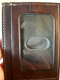 Buxton Money Clip Front Pocket Wallet Brantford, N3P 1X7