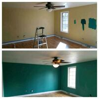 Professional Interior Painting! Quality Results. Richmond