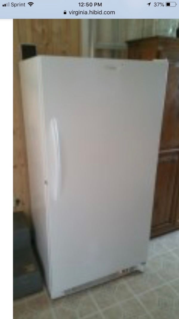 """Commercial upright freezer, great working condition, 60.5"""" by 30"""" by 32"""""""