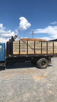 Pine mulch delivered to lynchburg area $280 Gladys, 24554