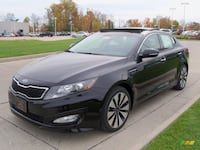 Kia - Optima - 2012 Seattle, 98119